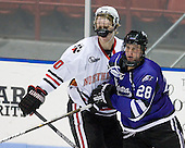 101105-PARTIAL-Niagara University Purple Eagles at Northeastern University Huskies