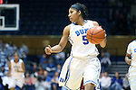27 January 2013: Duke's Sierra Moore. The Duke University Blue Devils played the Boston College Eagles at Cameron Indoor Stadium in Durham, North Carolina in an NCAA Division I Women's Basketball game. Duke won the game 80-56.