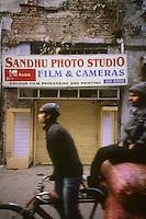 Paharganj, Delhi, India, 2011