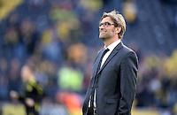 FUSSBALL  CHAMPIONS LEAGUE  HALBFINALE  HINSPIEL  2012/2013      Borussia Dortmund - Real Madrid              24.04.2013 Trainer Juergen Klopp (Borussia Dortmund)