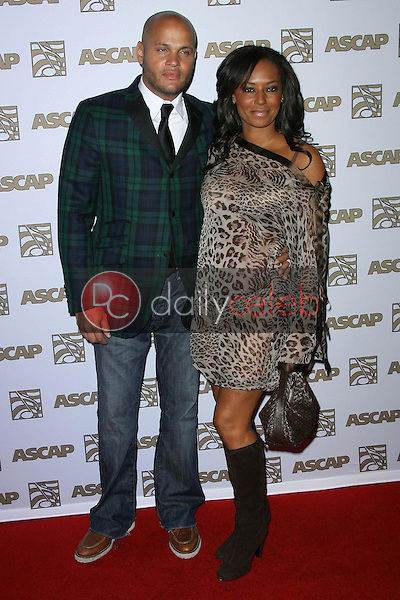 Stephen Belafonte and Melanie Brown<br />at The 25th Annual ASCAP Pop Music Awards. Kodak Theatre, Hollywood, CA. 04-09-08<br />Dave Edwards/DailyCeleb.com 818-249-4998
