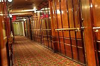 RMS Queen Mary, Cruise ship, Hotel, Long Beach, CA, California, USA