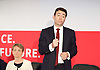 Labour Party Leadership and Deputy Leadership Hustings - East of England - The first of Labour&rsquo;s Leadership and Deputy Leadership regional and national hustings moderated by Gaby Hinsliff at The Forum Banqueting Suites Stevenage  20 June 2015 <br /> <br /> <br /> <br /> leader candidates <br /> <br /> Andy Burnham<br /> <br /> <br /> <br /> <br /> <br /> Photograph by Elliott Franks <br /> <br /> <br /> <br />  <br /> Image licensed to Elliott Franks Photography Services