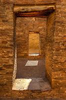 Doors & Sunlight - Chaco Canyon, NM - Pueblo Bonito