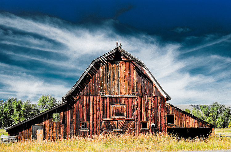 &quot;HEAVENLY BARN&quot;<br />