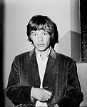 Rolling Stones 1965 Mick Jagger..