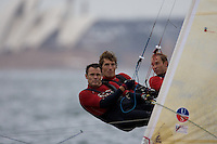 AUSTRALIA, Sydney Harbour, 17th February, JJ Giltinan Championship, Race 3, Active Air-2UE