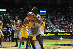 "Ole Miss' Demarco Cox (4) vs. McNeese State at the C.M. ""Tad"" Smith Coliseum in Oxford, Miss. on Tuesday, November 20, 2012. .."