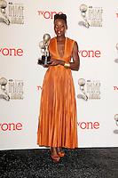 Lupita Nyong'o<br /> at the 45th NAACP Image Awards Press Room , Pasadena Civic Auditorium, Pasadena, CA 02-22-14<br /> David Edwards/DailyCeleb.Com 818-249-4998