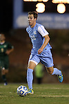 21 November 2013: North Carolina's Alex Olofson. The University of North Carolina Tar Heels hosted the University of South Florida Bulls at Fetzer Field in Chapel Hill, NC in a 2013 NCAA Division I Men's Soccer Tournament First Round match. North Carolina won the game 1-0.