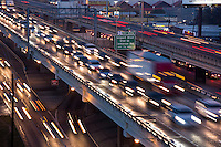 The rapid boom growth of Austin has caused gridlock on the the city's highways and roadway transportation infrastructure, worst being IH-35.