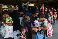 Refugees in Transit in Belgrade (SRB)