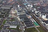 Leeuwarden - gebied FrieslandCampina- Koopmans- De Centrale