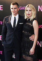 NEW YORK, NY-July 12: Dave Franco, Emma Roberts at Lionsgate presents the World Premiere of NERVE   at SVA Theater in New York. NY July 12, 2016. Credit:RW/MediaPunch