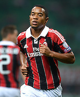 FUSSBALL   CHAMPIONS LEAGUE   SAISON 2012/2013   GRUPPENPHASE   AC Mailand - Anderlecht                            18.09.2012 Urby Emanuelson (AC Mailand)