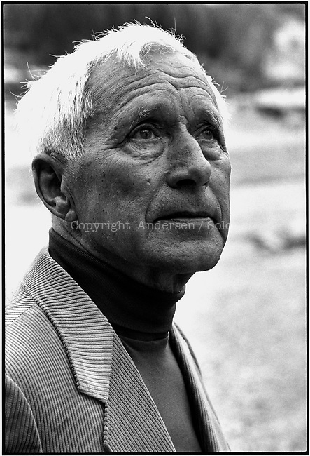 Ernst Junger (1895-1998)