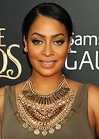 NEW YORK CITY, NY, USA - DECEMBER 08: LaLa Anthony arrives at the World Premiere Of Walt Disney Pictures' 'Into The Woods' held at the Ziegfeld Theatre on December 8, 2014 in New York City, New York, United States. (Photo by Celebrity Monitor)