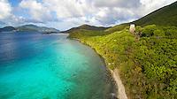 Annaberg Ruins / Leinster Bay<br /> Virgin Islands National Park<br /> St. John<br /> US Virgin Islands
