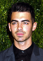 NEW YORK CITY, NY, USA - NOVEMBER 03: Joe Jonas arrives at the 11th Annual CFDA/Vogue Fashion Fund Awards held at Spring Studios on November 3, 2014 in New York City, New York, United States. (Photo by Celebrity Monitor)