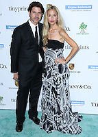 CULVER CITY, LOS ANGELES, CA, USA - NOVEMBER 08: Rodger Berman, Rachel Zoe arrive at the 3rd Annual Baby2Baby Gala held at The Book Bindery on November 8, 2014 in Culver City, Los Angeles, California, United States. (Photo by Xavier Collin/Celebrity Monitor)