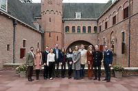European Crown Princes meet in Apeldoorn - Netherlands