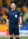 St Johnstone v Motherwell&hellip;20.02.16   SPFL   McDiarmid Park, Perth<br />Referee Bobby Madden<br />Picture by Graeme Hart.<br />Copyright Perthshire Picture Agency<br />Tel: 01738 623350  Mobile: 07990 594431