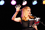 Kristen Johnston - G.L.O.C. [Gorgeous Ladies of Comedy] Re-Launch Party - Littlefield - Brroklyn, New York - May 2, 2012