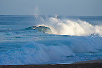 Haleiwa Hawaii, (Wednesday November 16, 2010) . Backdoor barrel. Photo: joliphotos.com
