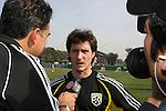 2008.11.21 MLS: Columbus Training