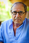 Paul Theroux Portrait