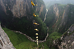 China BASE Jumping Documentary 2005