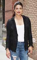 NEW YORK, NY - APRIL 17: Priyanka Chopra seen in New York City on April 17,  2017.<br /> CAP/MPI/RW<br /> &copy;RW/MPI/Capital Pictures