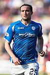 Hearts v St Johnstone&hellip;19.03.16  Tynecastle, Edinburgh<br />Chris Kane<br />Picture by Graeme Hart.<br />Copyright Perthshire Picture Agency<br />Tel: 01738 623350  Mobile: 07990 594431