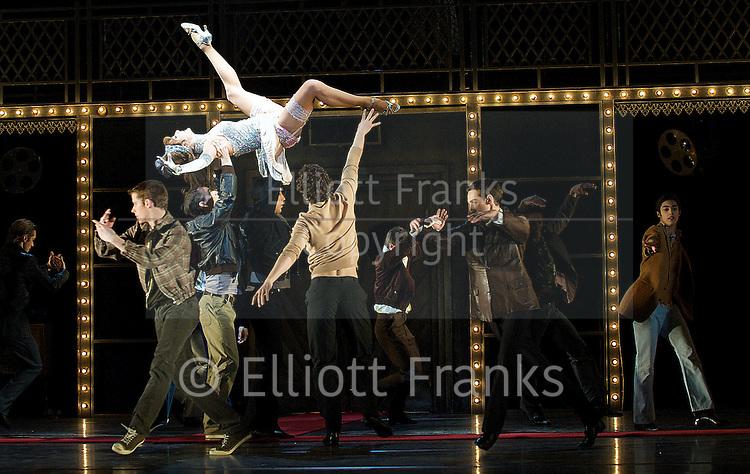 The Royal Ballet <br /> The Seven Deadly Sins<br /> at the Royal Opera House, London, Great Britain <br /> 30th January 2009 <br /> rehearsal <br /> <br /> <br />  The Seven Deadly Sins<br /> Choreography by Will Tuckett <br /> Eric Underwood (as Edward)<br /> Edward Watson (as Fernando)<br /> Martha Wainwright (as Anna I)<br /> Laura Morera (as Stripper)<br /> Zenaida Yanowsky (as Anna II)<br /> Jose Martin (as Motel man) <br /> <br /> <br /> Photograph by Elliott Franks