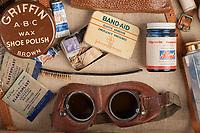 Willard Suitcases / John R / ©2014 Jon Crispin