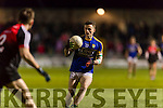 Tom O'Sullivan Kerry in action against  Mayo in the National Football league at Austin Stack Park, Tralee on Saturday night.