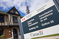 """Canadian Dairy Commission headquarters is pictured in Ottawa Wednesday April 25, 2012. A Canadian government Crown corporation created in 1966, Canadian Dairy Commission is mandated to """"provide efficient producers of milk and cream with the opportunity to obtain a fair return for their labour and investment, and to provide consumers of dairy products with a continuous and adequate supply of dairy products of high quality."""""""