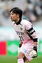 Yosuke Nozawa (Matsumoto Yamaga),.MARCH 4, 2012 - Football / Soccer :.2012 J.League Division 2 match between Tokyo Verdy 2-0 Matsumoto Yamaga F.C. at Ajinomoto Stadium in Tokyo, Japan. (Photo by AFLO)