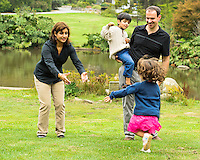Fredericks Family Portraits | San Francisco Botanical Garden Golden Gate Park
