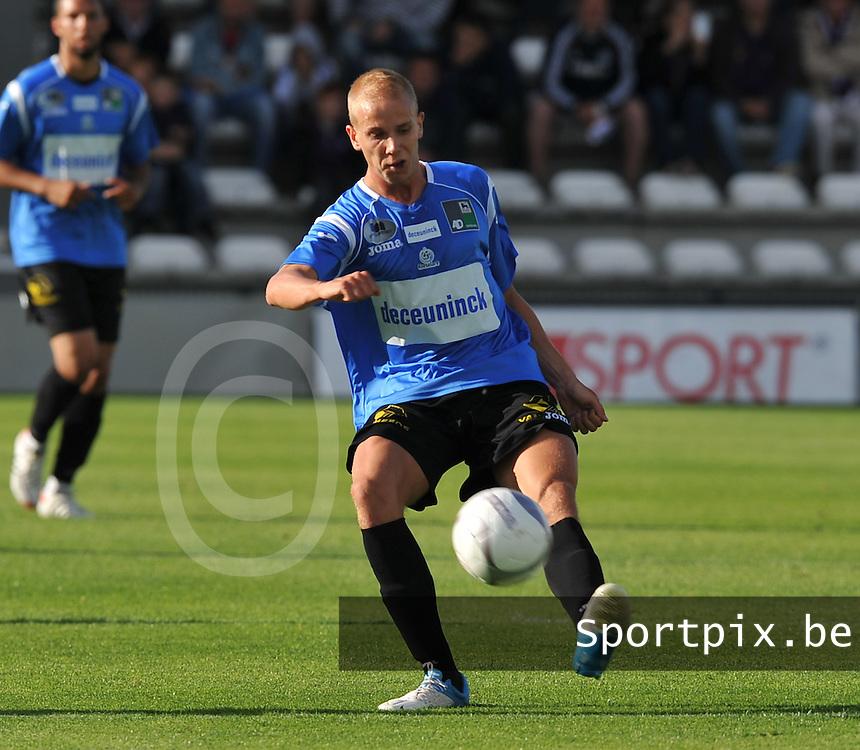 KSV Roeselare : Simon Wantiez.foto DAVID CATRY / BART VANDENBROUCKE / VDB