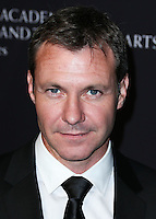 BEVERLY HILLS, CA, USA - OCTOBER 30: Chris Vance arrives at the 2014 BAFTA Los Angeles Jaguar Britannia Awards Presented By BBC America And United Airlines held at The Beverly Hilton Hotel on October 30, 2014 in Beverly Hills, California, United States. (Photo by Xavier Collin/Celebrity Monitor)