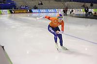 SPEEDSKATING: CALGARY: Olympic Oval, 25-02-2017, ISU World Sprint Championships, 500m Ladies, Jorien ter Mors (NED), ©photo Martin de Jong