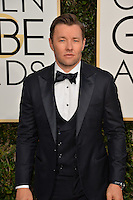 Joel Edgerton at the 74th Golden Globe Awards  at The Beverly Hilton Hotel, Los Angeles USA 8th January  2017<br /> Picture: Paul Smith/Featureflash/SilverHub 0208 004 5359 sales@silverhubmedia.com