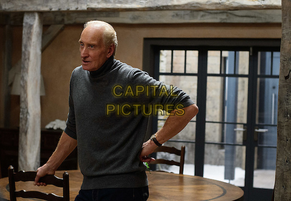 Me Before You (2016)<br /> Charles Dance <br /> *Filmstill - Editorial Use Only*<br /> CAP/KFS<br /> Image supplied by Capital Pictures