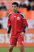New York Red Bulls defender Rafael Marquez (4)    The New York Red Bulls defeated DC United 4-0, at RFK Stadium, Saturday April 21, 2011.