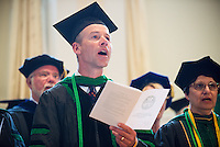 Bill Raszka, M.D. Commencement, class of 2013.