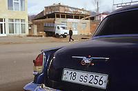 Yegheghnadzor, Armenia, February 2014