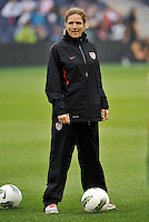 USWNT Assistant Coach Hege Riise.
