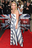 Amanda Holden arriving at the launch of Britain's Got Talent 2017, Mayfair Hotel, London.   <br /> 12 April  2017<br /> Picture: Steve Vas/Featureflash/SilverHub 0208 004 5359 sales@silverhubmedia.com