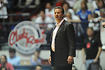 Ole Miss vs. Kentucky head coach John Calipari at the C.M. &quot;Tad&quot; Smith Coliseum on Tuesday, January 29, 2013. Kentucky won 87-74. (AP Photo/Oxford Eagle, Bruce Newman)..